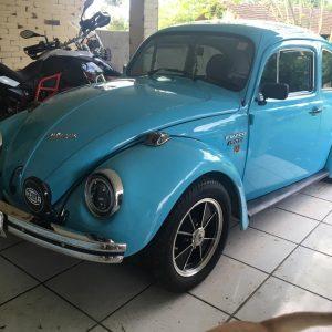 VW Beetle 1973 #F19.045