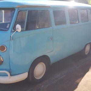 VW Bus T1 1973 #K19.008