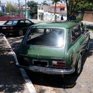 VW Variant 1974 #V19.005