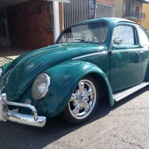 VW Beetle 1966 #F19.023