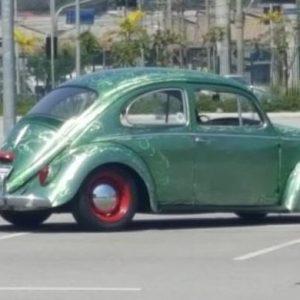VW Beetle 1968 #F19.018