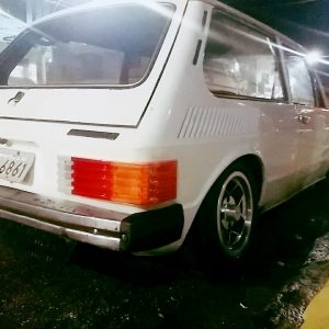 VW Brasilia 1977 #B19.009