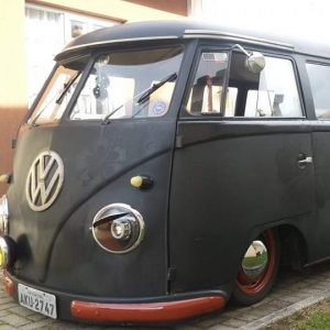 VW Bus T1 1961 #K19.076