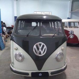 VW Bus T1 1962 #K19.105
