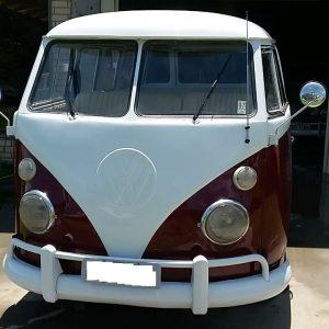 VW Bus T1 1969 #K19.098