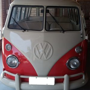 VW Bus T1 1974 #K19.097
