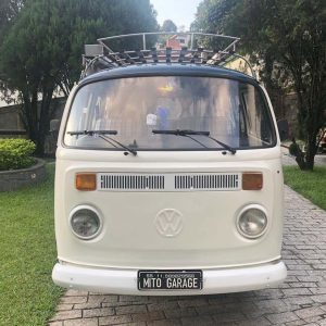 VW Bus T2 Kombi Home 1983 #K19.066