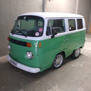 VW Mini Bus T2 1983 #K19.049