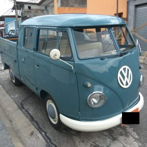 VW Bus T1 Pick up 1962 #K19.039