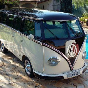 VW Bus T1 1975 #K19.117