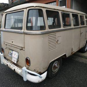 VW Bus T1 1972 #K19.140
