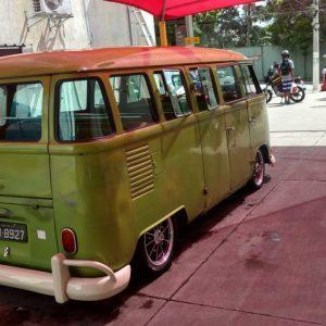 VW Bus T1 1973 #K19.141