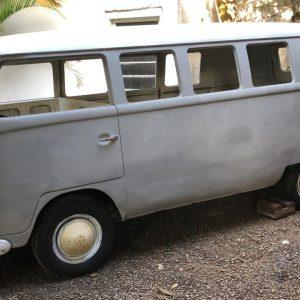 VW Bus T1 1961 (To Restore) #K19.174
