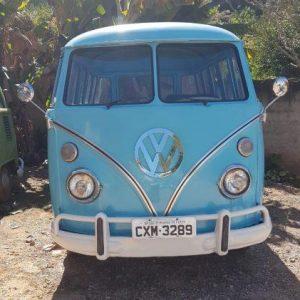 VW Bus T1 1967 #K19.172