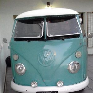 VW Pick up Bus T1 1971 #K19.160