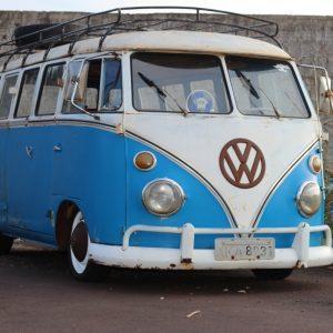 VW Bus T1 1971 #K19.149