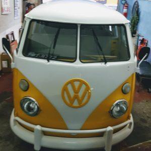 VW Bus T1 1972 #K19.144