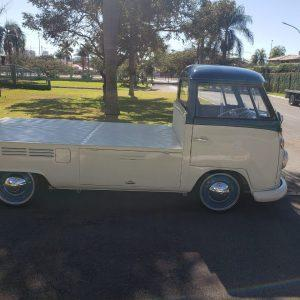 VW Pick up Bus T1 1973 #K19.168