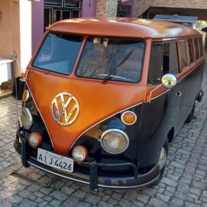 VW Bus T1 1974 #K19.157