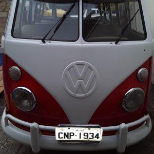 VW Bus T1 1974 #K19.150