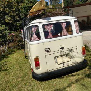 VW Camper Bus T2 1987 #K19.154