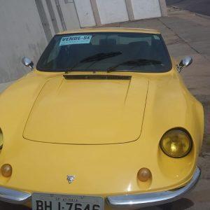 Puma GTE 1977 #PU19.008