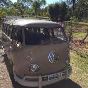 VW Bus T1 1972 #K19.199