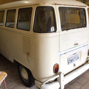 VW Bus T1 1974 #K19.189