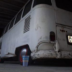 VW Bus T1 1974 #K19.177