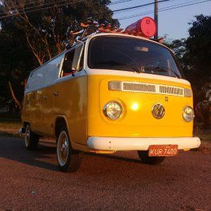 VW Bus T2 1989 #K19.192