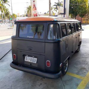 VW Bus T2 1992 #K19.193