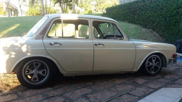 VW 1600 1969 #VW19.001