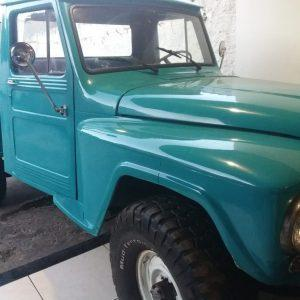 Ford Rural Willys 1968 #R19.002