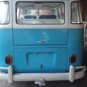 VW Bus T1 1973 #K19.194