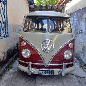 VW Bus T1 1966 #K19.209