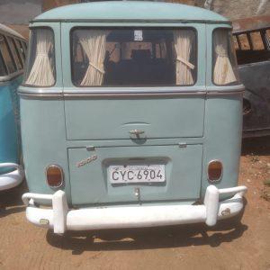 VW Bus T1 1968 #K19.229