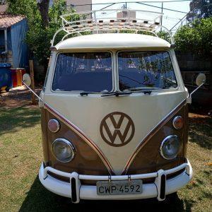 VW Camper Bus T1 1974 #K19.217