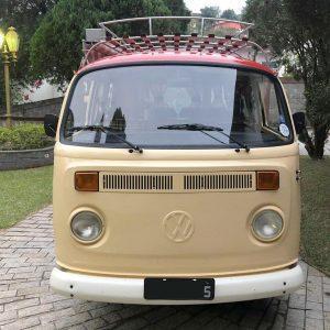 VW Camper Bus T2 1979 #K19.225