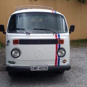 VW Camper Bus T2 1983 #K19.231