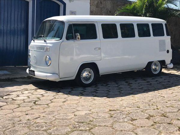 VW Bus T2 1985 #K19.234