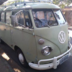 VW Bus T1 1967 #K19.239