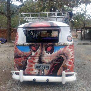 VW Bus T1 1971 #K19.264