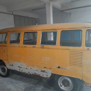 VW Bus T1 1973 To Restore #K19.243