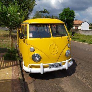 VW Bus T1 1973 #K19.272