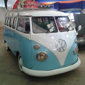 VW Bus T1 1975 #K19.236