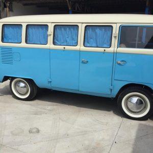 VW Bus T1 1975 #K19.257