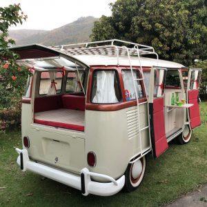 VW Camper Bus T1 1975 #K19.237