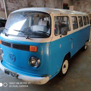 VW Bus T2 1977 #K19.255