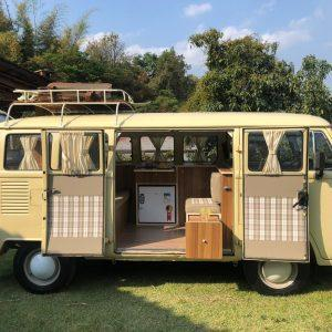VW Camper Bus T2 1977 #K19.260