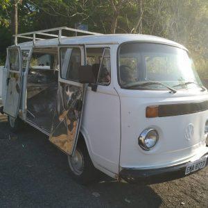 VW Bus T2 1995 #K19.247